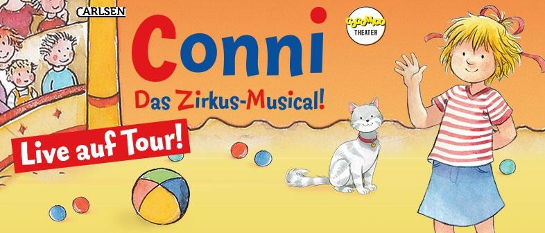 Conni - Das Zirkus-Musical!