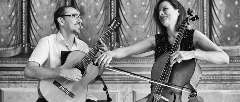 Anja Lechner & Pablo Marques