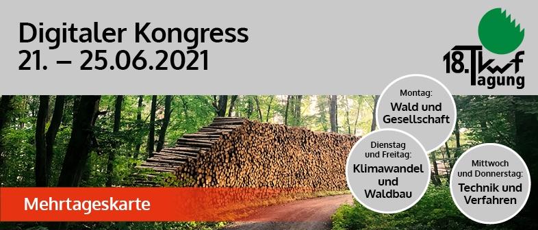 Digitaler Kongress 21.-25.06.2021